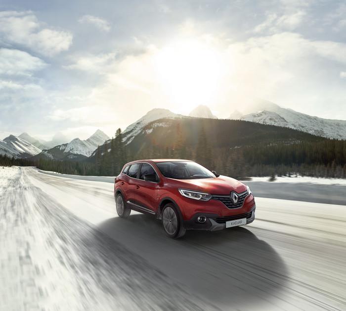 Renault Kadjar - En Svensk Klassiker - Nybergs Bil