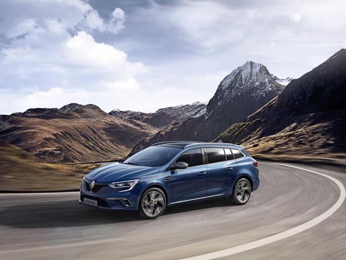 Premiär för Nya Renault Megane på Bilsalongen i Geneve