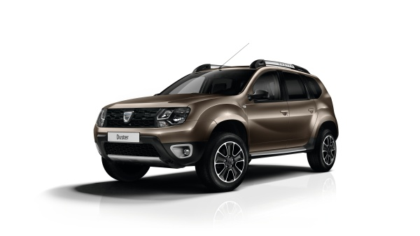 DACIA DUSTER (H79) - PHASE 2 PRIME - BLACK SHADOW LIMITED EDITION