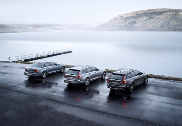 Volvo S90/V90/V90 Cross Country range